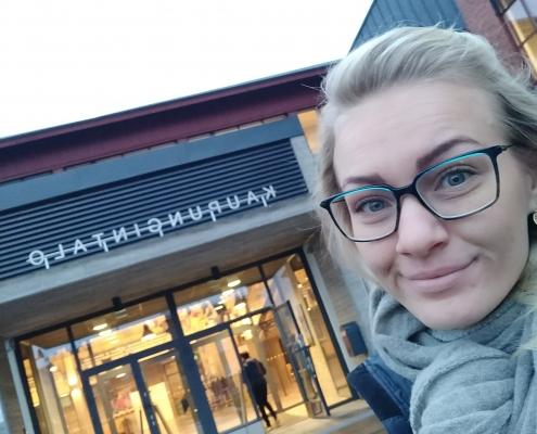 Ehdolla eduskuntaan - Iida-Eveliina Rantalainen